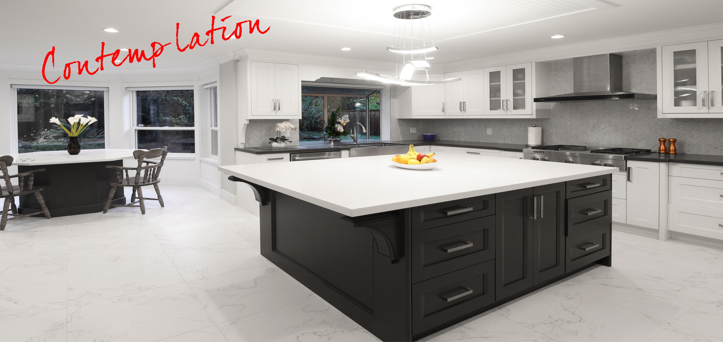 Contemp lation ultimate kitchens magazine for Ultimate kitchens