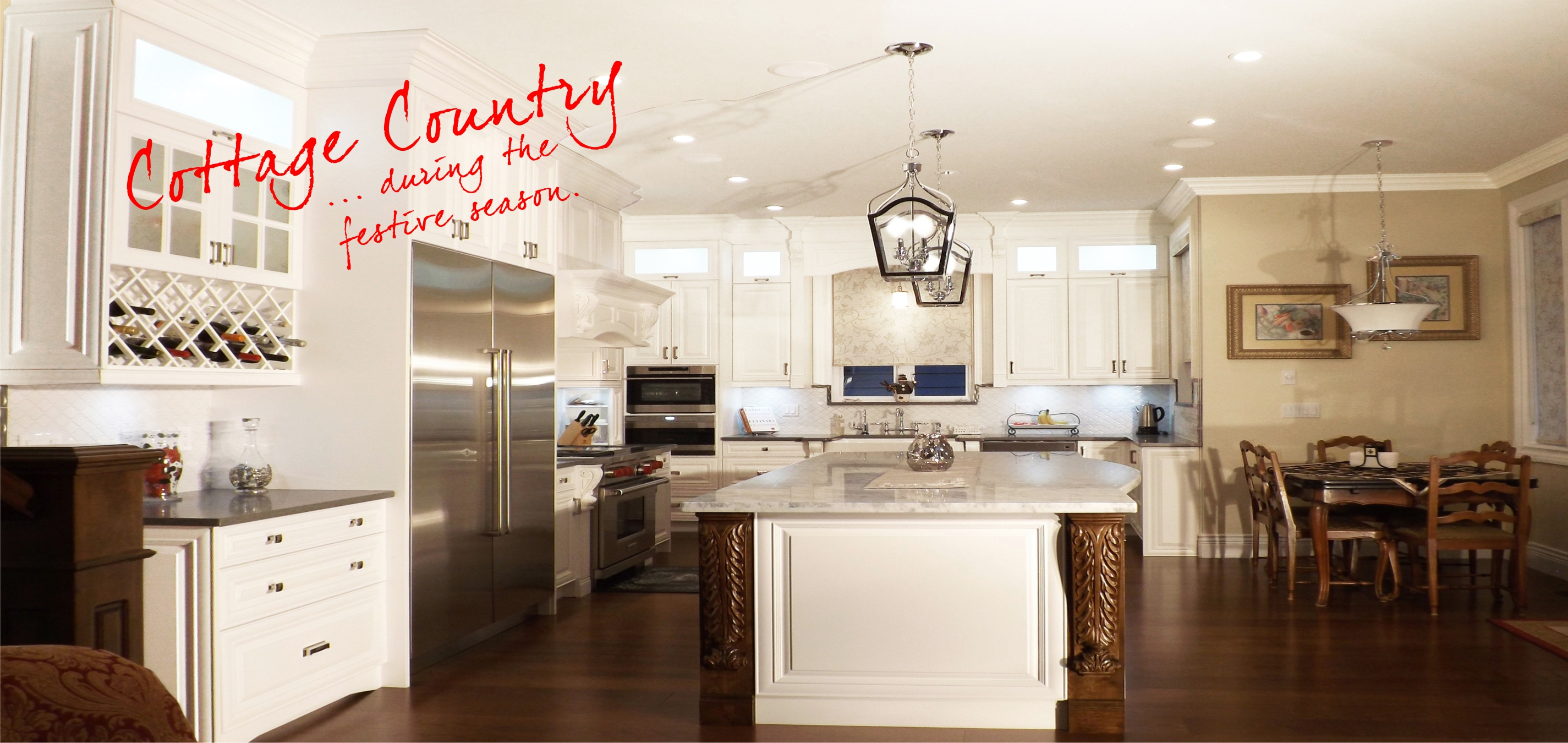 Cottage Country Ultimate Kitchens Magazine